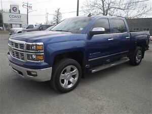 2015 Chevrolet Silverado 1500 LTZ|NAV|Heated/Cooled Leather|Sunr
