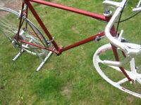 ROAD BIKE race bike New *needs parts*