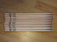 Vater Pro Rock drumsticks (5 1/2 pairs)
