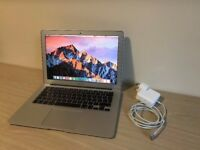 Urgent Macbook Air 2013 13.3 inch 8GB RAM