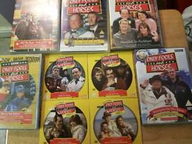 Joblot of Dvds only fools and horses