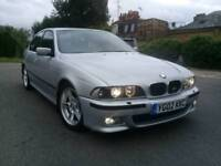 Bmw 525i Petrol M-sport Auto 2002 195k FSH Fully Loaded Px Welcome
