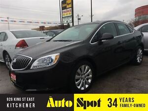 2015 Buick Verano BALANCE OF GM'S 5 YEAR, OR 160, 000 KM WARRANT