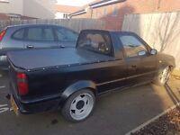 1997 VW Caddy Pickup - Black MOT untill 11th April