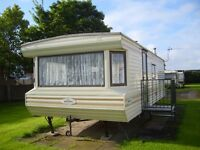 6 Berth Caravan, North Shore, Skegness - Immediate vacancies - £350 per week