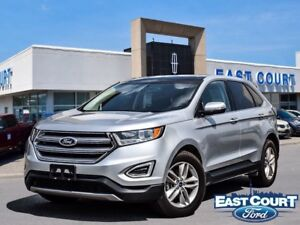 2015 Ford Edge SEL, $86/wk, remote start, NAV, pano roof