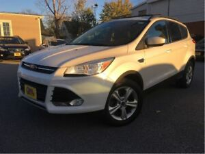 2013 Ford Escape SE NAVIGATION LEATHER PANORAMA ROOF