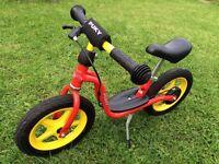 PUKY LR 1L Br Learner Balance Bike for Age 3+