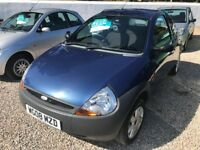 Ford KA Studio *ONLY 44K !! 12 MOT+3 MONTH WARRANTY*