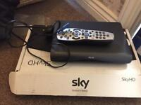 Sky hd multi room box