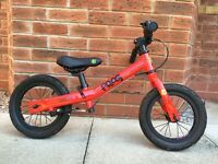 Childs balance bike immaculate never been used!