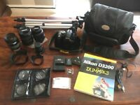 Nikon Digital Camera Student Starter Kit