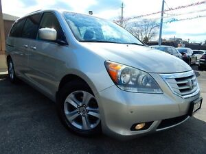 2008 Honda Odyssey TOURING | NAVIGATION | LEATHER.ROOF | 8 PASS