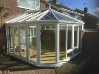 Upvc conservatory (professionally dismantled)