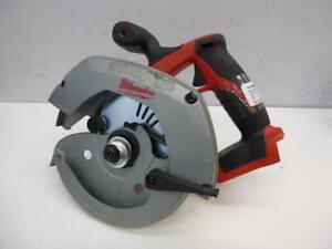 Milwaukee Cordless Circular Saw (6.5) - We Buy and Sell Power Tools at Cash Pawn! - 105656 - MH326405