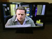"""46"""" TECHNIKA LCD 46270 HD LCD TV WITH BUILT IN FREE VIEW IN GREAT CONDITION."""