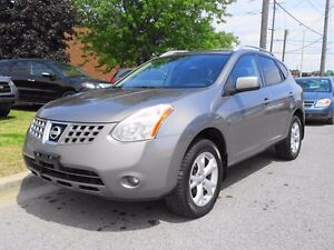 2008 Nissan Rogue SL.Leather.Sunroof.Accident Free. Well maintai