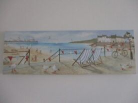 Seaside print/picture