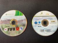 Xbox 360 games / fifa 12 / lost planet