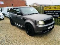Range Rover sport 2.7 auto diesel 56 reg wrapped body kit low mileage px welcome