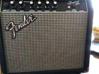Fender Frontman 15G Guitar Amplifier.