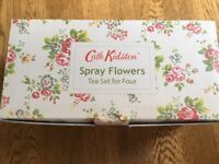 Cath Kidston Tea Set for Four