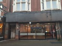 A3 RESTAURANT/ FASTFOOD TO LET SOHO ROAD