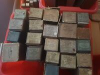 Piano rolls, 90 vintage, £5. To be collected from pontefract