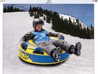 "Rush Snow Tube Tyre 40"""