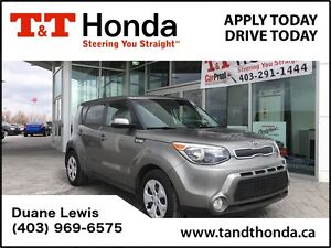 2016 Kia Soul LX *Local Car, No Accidents, Bluetooth