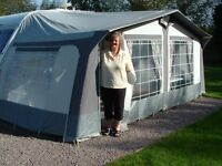 Trio awning for sale