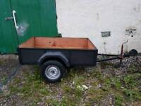 5x3.5 ft car trailer
