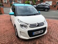 65 plate Citroen c1 new shape 8700 miles bargain £3700