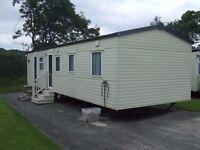 Atlas Chorus 35x12ft 3 bedroom static caravan for sale in Forest of Pendle leisure park, Roughlee