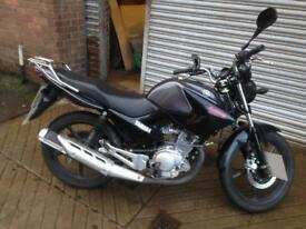 Yamaha YBR 125 2013 - Breaking for Spares / Parts / 5VL Engine & Gearbox
