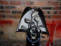pro shot golf clubs.