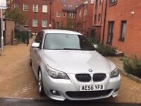 Bmw 530D M SPORT 2007 ** 1 OWNER FROM NEW ** 2 KEYS ** MOT**CLEAN CAR