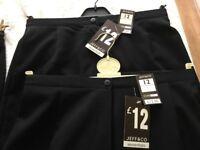 NEW Ladies black trousers
