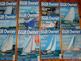 Practical Boat Owner magazine 2017