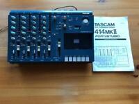 Tascam 414 mkii 4 Track Portastudio