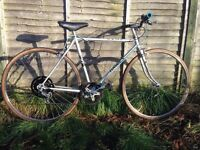 Vintage Dawes Road Bike with Straight Bars