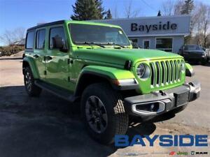 2019 Jeep Wrangler Unlimited Sahara | 4x4 | NAV