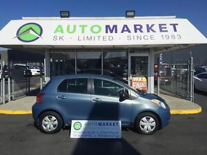 2007 Toyota Yaris S 5-Door Hatchback! WARRANTY TOO!