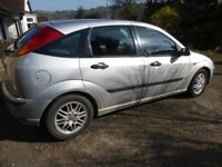 Ford Focus 1.8 TDCI 2004 Spares or Repair