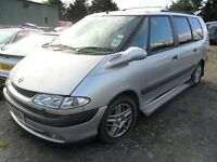 renault espace parts from 4 cars from 1999 to 2008