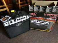 Peavey Vypyr VIP 1 amp for electric/acoustic/bass guitar, boxed