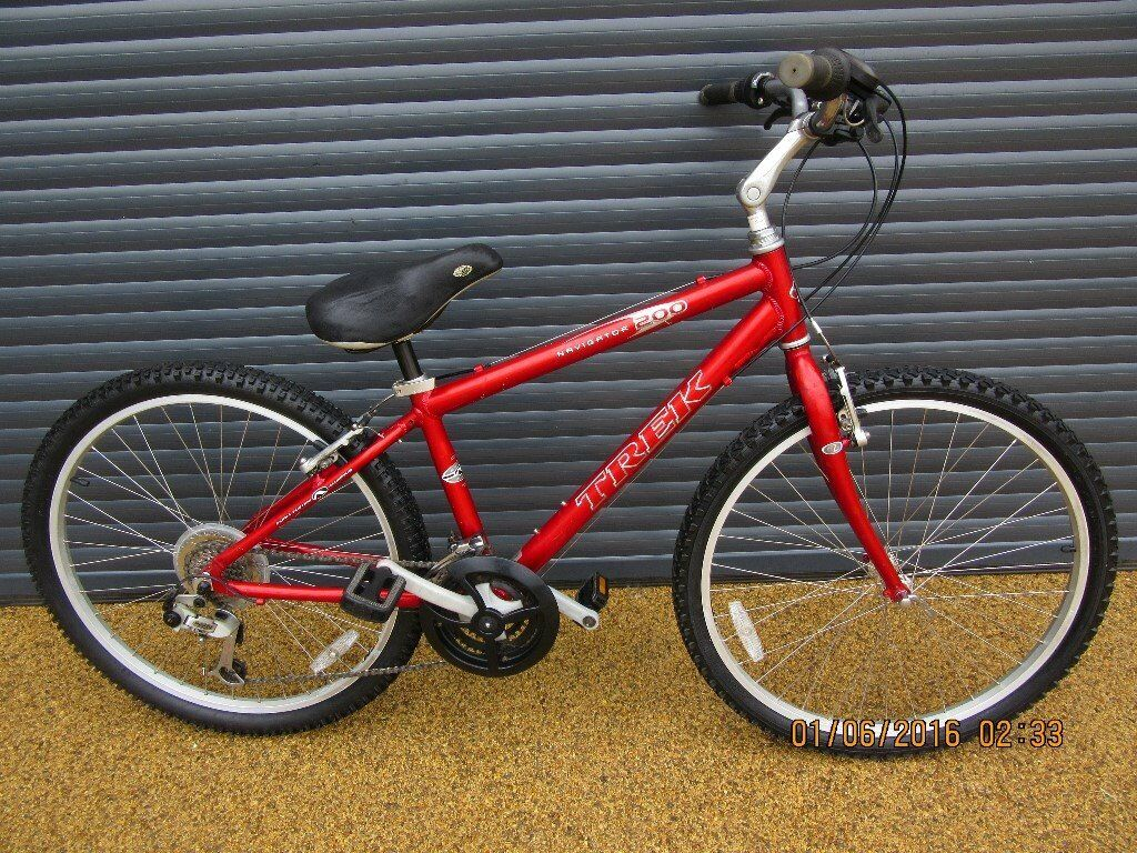 Trek Navigator 200 Lightweight Aluminium Bike In Very Good