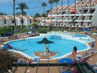 Lovely 2 bed beach front apartment - Parque Santiago, Playa de las Americas -Tenerife