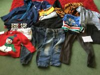 Boys clothes 3-5 years