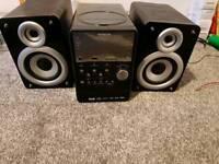 Hitachi micro stereo